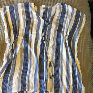 NWT Beach Cover Up Dress